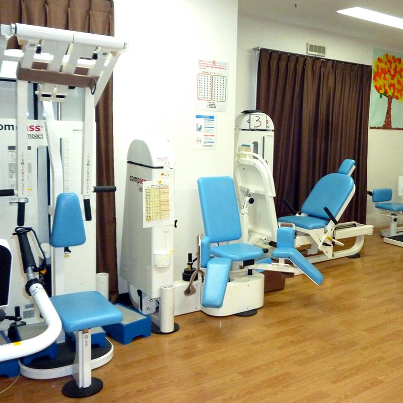 自立を促進するヘルスUPトレーニング